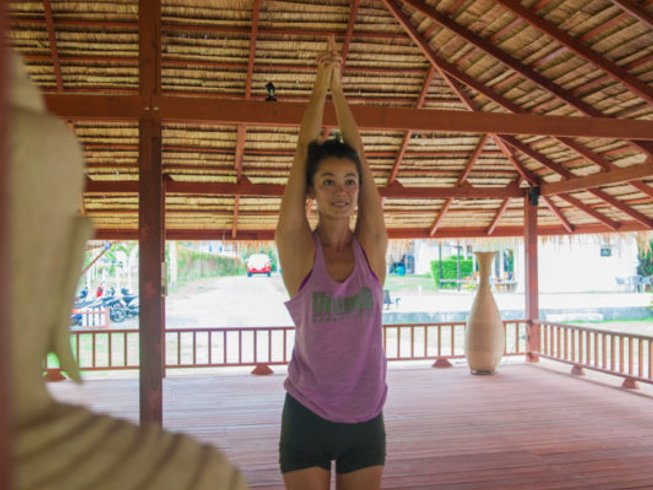 2 Weeks Muay Thai Training in Phuket, Thailand