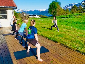 4 Day Weekend Yoga Retreat in Ålesund