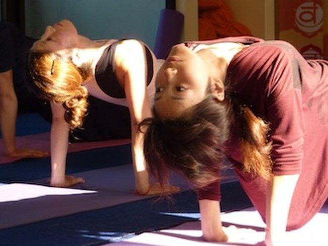 6 jours en stage de yoga de luxe à Chiang Mai, Thaïlande