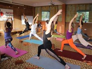 61 Day 500 Hours Yoga Teacher Training Rishikesh