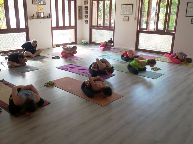 22 Days Therapy and Yoga Retreat Thailand