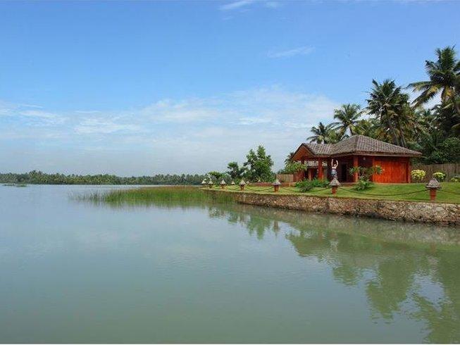 22 Days Ayurveda Retreats India at Fragrant Nature Backwater Resort
