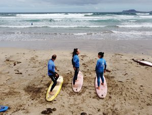 15 Days Surf and Yoga Retreat in Lanzarote, Canary Islands