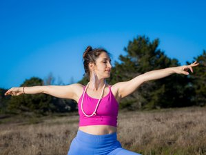 5 Day Summertime Bliss Yoga Camping Retreat with Qigong in Mendocino County, California
