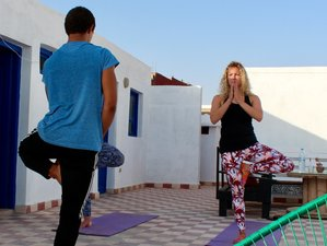 6 Days Surf Sessions for All Levels with Relaxing Yoga Practices in Aourir, Morocco