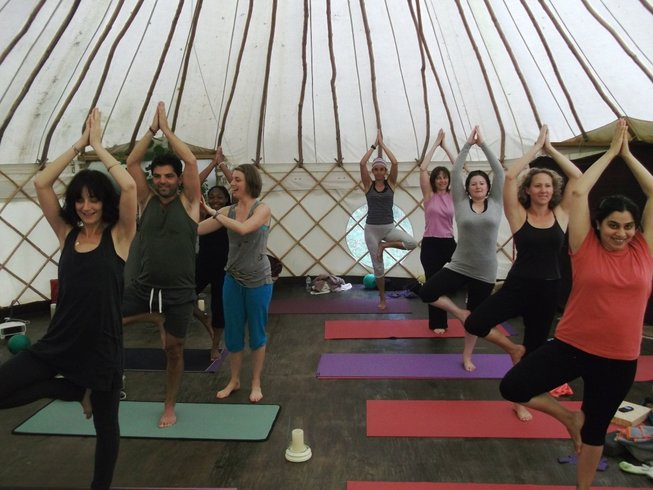 3 Days Yoga, Meditation & Detox in East Sussex