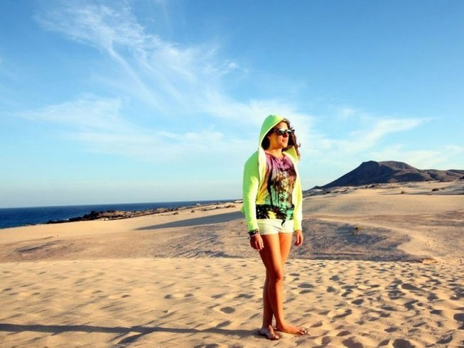 8 Days All-Level Surfcamp Fuerteventura, Spain