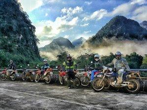 21 Days Saigon to Hanoi Motorcycle Tour Vietnam