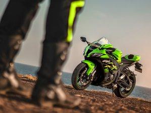 Motorcycle: Kawasaki