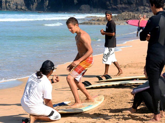 8 Days Surf Camp Fuerteventura