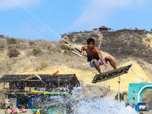 7 Days Spanish and Kite Camp in Manta, Ecuador