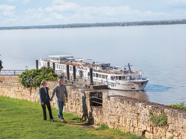 8 Days Bordeaux Wine Tour by Cruise Boat