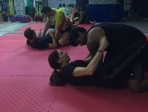 "6 Day ""oss"" Brazilian Jiu Jitsu Training Camp with Fitness Classes in Zakynthos"