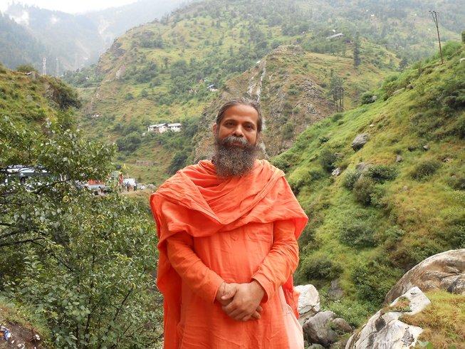 28 jours-200h en formation de professeur de yoga à Rishikesh, Inde