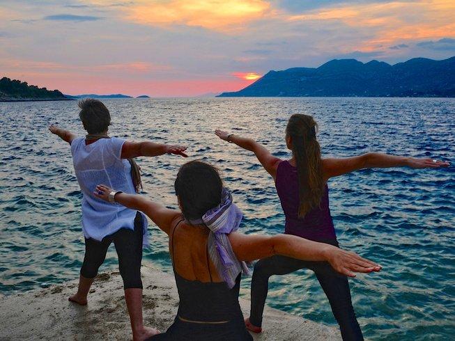 4 Days Wellness Yoga Retreat in Korcula, Croatia