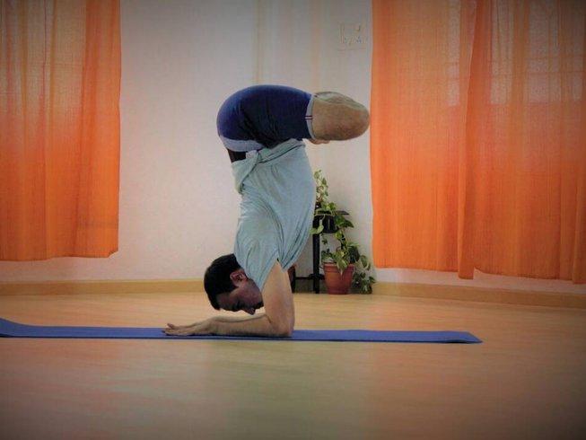 28 Days 300-Hour Inspiring Yoga Teacher Training Goa, India