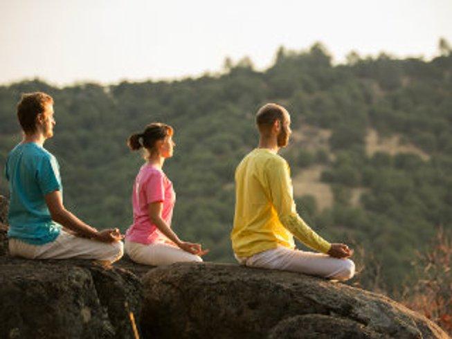 3 días retiro de yoga para principiantes en California, EUA