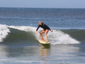 7 Day Yoga, and Learn to Surf Camp in Punta Farallon, Piura