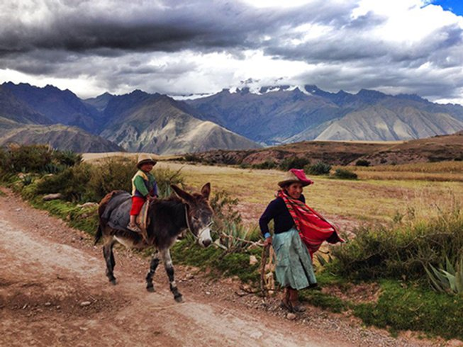 9 Days The Heart of the Sacred Valley with iThrive Yoga Retreat in Peru
