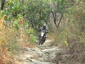 10 Day Best Trail of the Golden Land Guided Motorcycle Tour in Myanmar