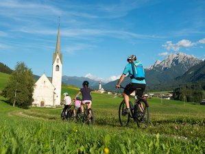 8 Days Dolomites to Trieste Cycling Holiday in Italy, Austria, and Slovenia
