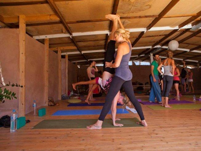 17 Days Immersive Yoga Teacher Training in Greece