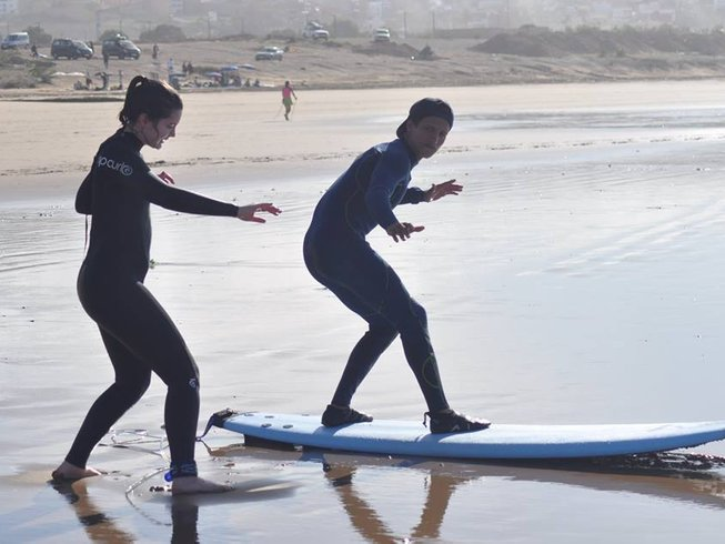 8 Days Fully Equipped and Guided Surf Camp in Taghazout, Morocco