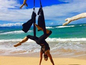 5 Day 25-Hour Advanced Aerial Yoga Play Teacher Training from in Haiku, Hawaii