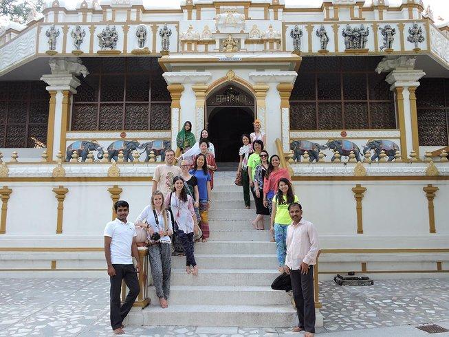 28 Days 200 Hr Ashtanga Vinyasa Yoga Teacher Training in Rishikesh, India