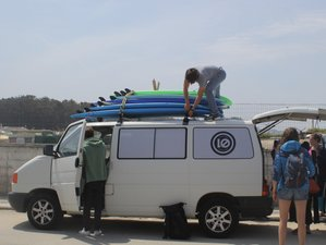 7 Days Thrilling Surf Camp in Porto, Portugal