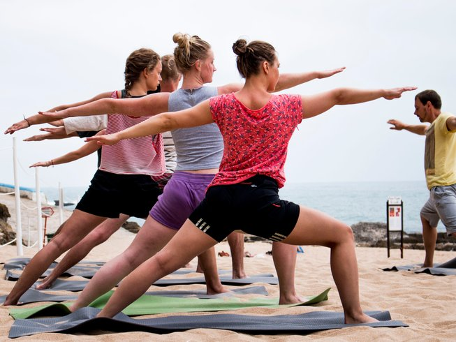 6 Days Thai Massage Course & Yoga Retreat in Portugal