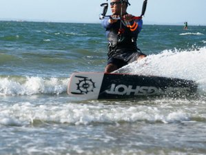 8 Days Kitesurfing and Stay Package with Machete Kites in Punta Chame, Panama