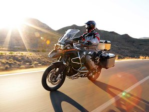 14 Day The Berber Empire Guided Motorcycle Tour in Morocco from Malaga, Spain