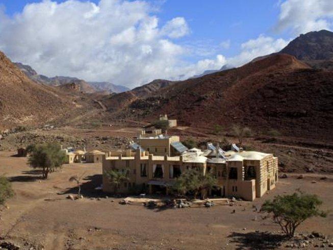 11 Days Journey to Petra Adventure Yoga Retreat Jordan