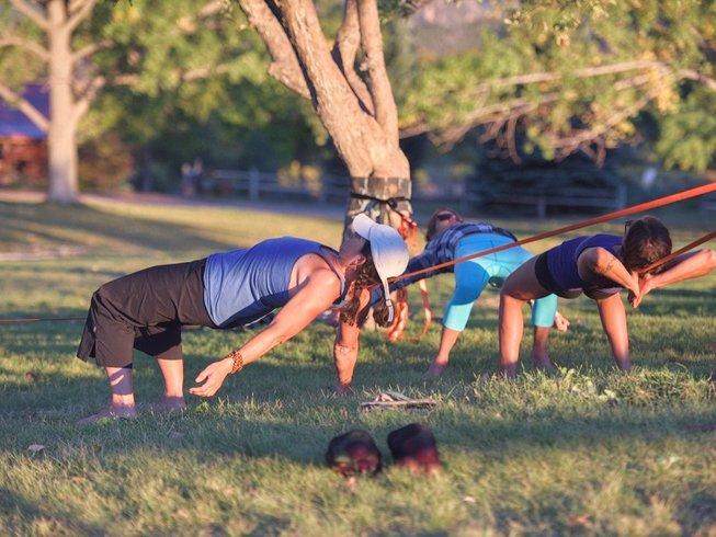 5 Tage Klettern und Yoga Urlaub in Utah, USA