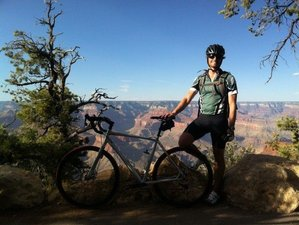 4 Day Sedona to Grand Canyon Cycling Tour in Arizona, USA