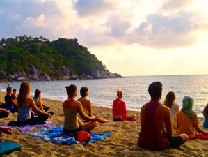 8 Days Meditation and Yoga Retreat in Kerala, India