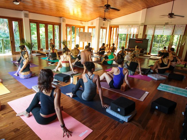 6 Day Sober Surf and Yoga Immersion in Nosara, Costa Rica