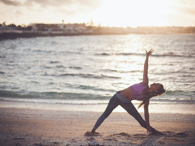 8 Days Step Into Balance - Health Boost Yoga Retreat in Fuerteventura, Spain