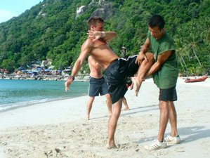 1 Week Muay Thai Training in Koh Phangan, Thailand