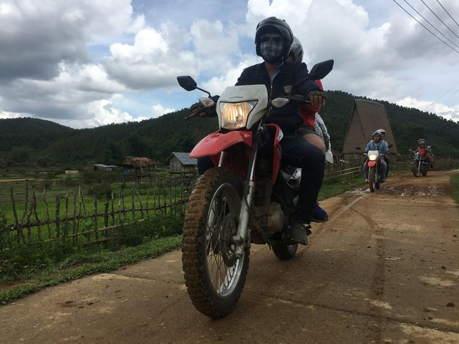 6 Days Budget Vietnam Motorbike Tour