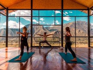 14 Tage 200-Stunden Meditation und Yogalehrer Ausbildung Plus Anden Zeremonie in Peru
