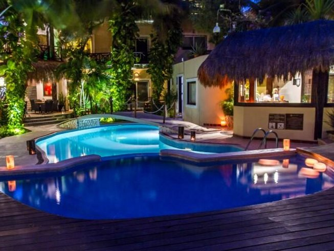6 Days Fitness, Detox, Meditation, and Yoga Retreat Riviera Maya, Mexico