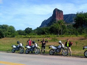 10 Day The Mission Guided Motorcycle Tour in the Lowlands of Bolivia