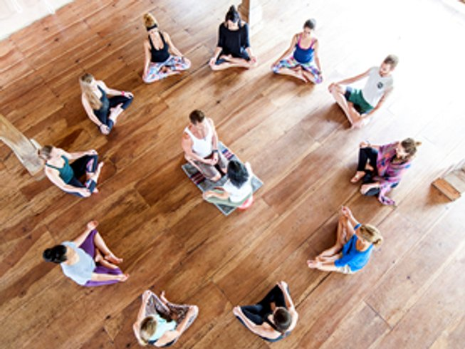 16 Days 100-Hour Yin Yoga Training in Morocco
