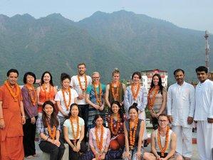 70 Days 500-Hour Hatha Yoga Teacher Training in Rishikesh, India