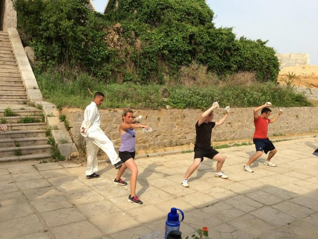 5 Months Qi Gong and Kung Fu School Vacation in China