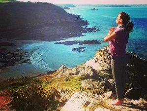 5 jours en stage de yoga solitaire sur la plage, France