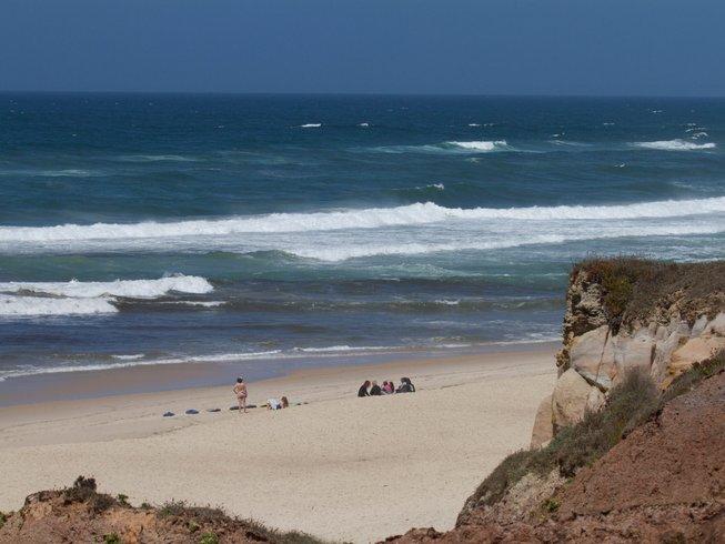 8-Daagse Surf en Yoga Retraite in Columbeira, Portugal