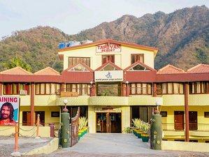 30 Days 300-Hour Super Power- 5 Certification Yoga Teacher Training in Rishikesh, India